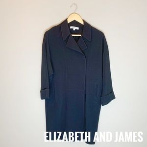 Elizabeth and James double dressed jacket coat